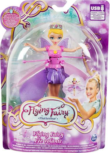 Repülő tündér, hercegnő, RC modell, RtF SpinMaster