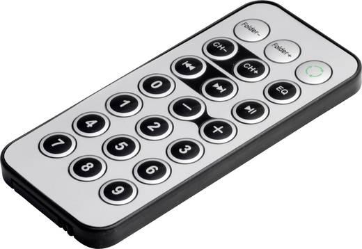 USB-s, SD kártyás FM transzmitter Technaxx FMT500