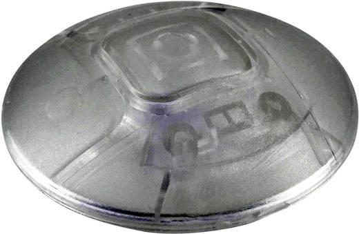 Vezetékbe iktatható zsinórkapcsoló, 1 x ki/be 2A, átlátszó, Conrad 777-TR