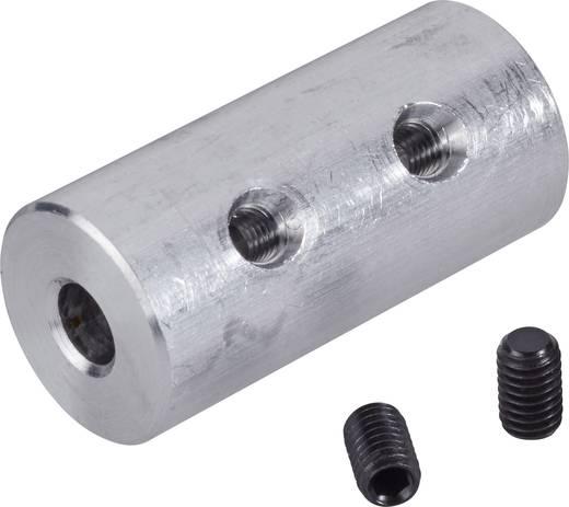 Navy-Direkt alumínium tengelykapcsoló 8 x 20 mm Reely 1372139