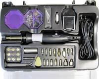 Piropáka, dekorpáka készlet, forrasztópáka készlet TOOLCRAFT KK-07025WD-2000 TOOLCRAFT