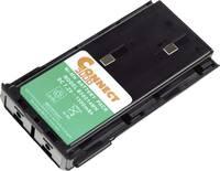 Connect 3000 Megfelelő eredeti akku KNB-14, KNB-14A, KNB-15 Rádiójel vezérlésű készülék akku 7.2 V 2100 mAh Connect 3000