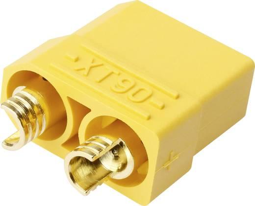 Modellakku aljzat XT90 aranyozott 1 db Reely 1373202