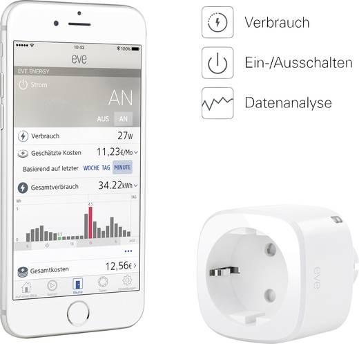 Vezeték nélküli kapcsoló, Elgato Home Control Eve Energy EU