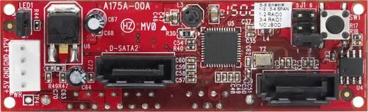 SATA RAID átalakító, 2 x SATA-ra, Renkforce