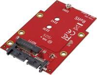 Csatlakozó átalakító [1x Mikro SATA alj - 1x SATA kombi dugó, 7+15 pólusú] Renkforce (RF-2748526) Renkforce