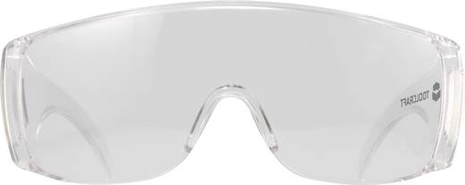 Munkavédelmi védőszemüveg, polikarbonát EN 166 Toolcraft 1374461