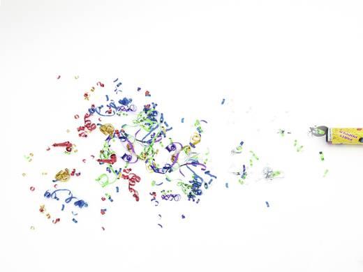 Konfetti ágyú, konfetti kilövő 10cm Europalms
