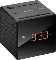 Órás rádió, rádiós ébresztőóra LED kijelzővel, fekete színű Sony ICF-C1 (ICFC1B.CED) Sony