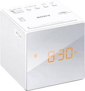Órás rádió, rádiós ébresztőóra, LED kijelzővel, Sony Sony