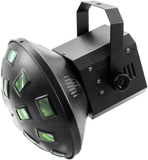 Eurolite Z-20 LED-es fényeffekt, házibuli lámpa 6 x 3W
