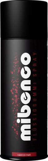 Folyékony gumi spray, 400 ml, rubinvörös matt