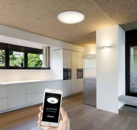 LED-es mennyezeti lámpa 38 W renkforce Malaga
