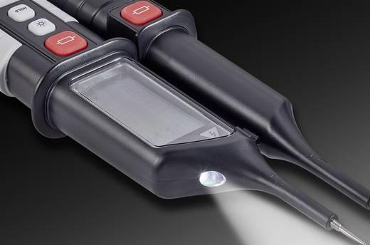 Kétpólusú feszültségvizsgáló, 12 - 690 V AC/DCLED/LCD/zümmer, VOLTCRAFT VC 65
