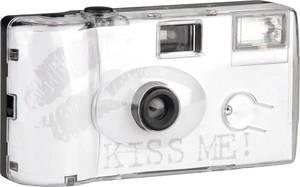 Egyszer használatos, eldobható fényképezőgép TopShot KissMe 400/27 Flash