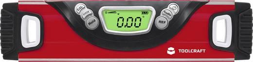 Digitális elektronikus vízmérték, 25,3 cm, Toolcraft