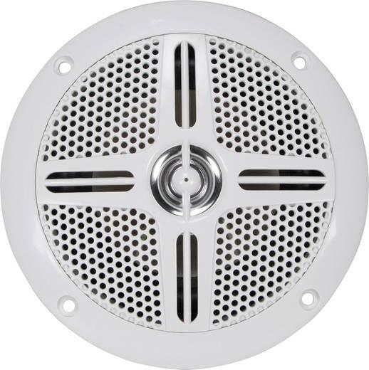 Beépíthető hangszóró 50 W 4 Ω fehér 1 pár, renkforce MR-42WH