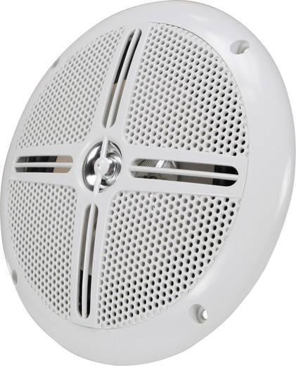 Beépíthető hangszóró 110 W 4 Ω fehér 1 pár, renkforce MR-62WH