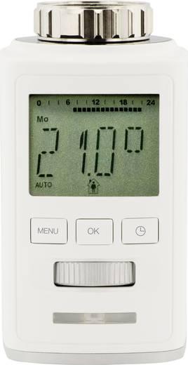 Programozható digitális radiátor termosztát készlet 8…28 °C, 2 db, Sygonix HT100