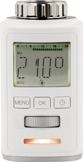 Programozható digitális radiátor termosztát készlet 8…28 °C, 3 db, Sygonix HT100