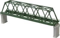 Rokuhan 7297041 Z Szekrény-keresztmetszetű híd 1 vágányú Z Rohukan sín Rokuhan