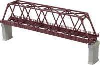Rokuhan 7297042 Z Szekrény-keresztmetszetű híd 1 vágányú Z Rohukan sín Rokuhan