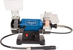 Scheppach HG34 5903106901 Kettős köszörű 120 W 75 mm Scheppach