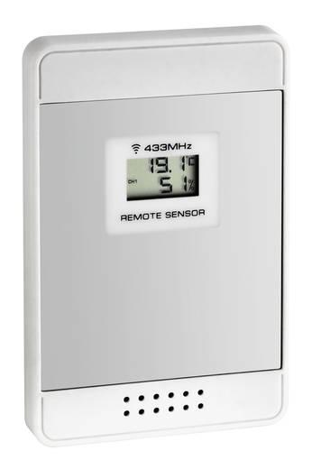 Vezeték nélküli hőmérő és páratartalom mérő érzékelő, TFA 30.3209.02