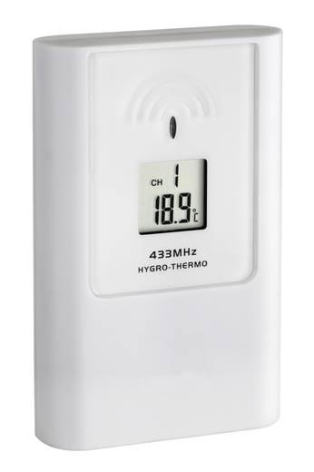 Vezeték nélküli hőmérő és páratartalom mérő érzékelő, TFA 30.3211.02