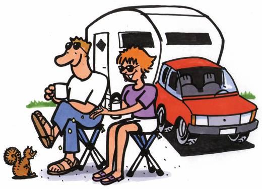 Összehajtható kemping ülőke, 750 mm, Walkstool Comfort XXXL 63549