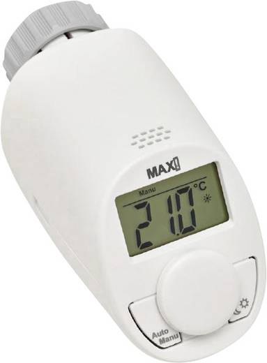 Vezeték nélküli termosztátfej, radiátor termosztát, eQ-3 MAX! Basic