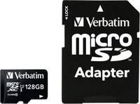 mikro SDXC kártya 128 GB Verbatim Premium Class 10 SD adapterrel Verbatim