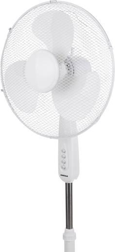 Álló ventilátor, 50 W, 40 cm, fehér, Basetech
