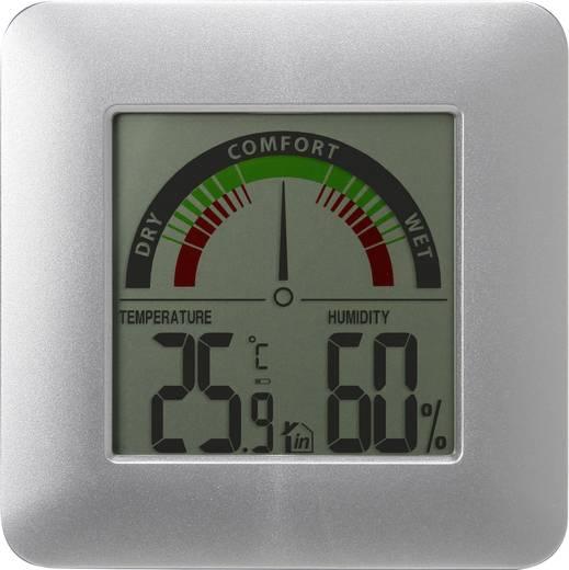 Digitális hőmérő és páratartalom mérő, Basetech DM-3932