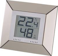 Digitális hőmérő és páratartalom mérő, Basetech WS9400N Basetech