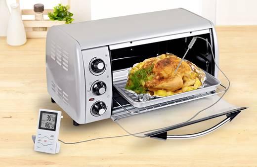 Beszúró grillhőmérő, konyhai hőmérő Renkforce TTP312