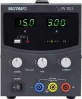 Szabályozható lineáris labortápegység 0 - 15 V/DC 0 - 3 A 45W Voltcraft LPS1153 VOLTCRAFT