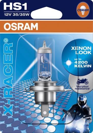 OSRAM 419887.Motorkerékpár izzó X-RACER® 12 V 12 V PX43t