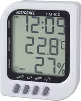 Légnedvesség mérő, levegő hőmérséklet és páratartalommérő műszer VOLTCRAFT HM-100 VOLTCRAFT