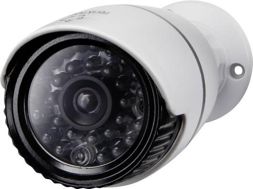 Álkamera infra szimulációval, villogó LED-del, renkforce 1381002