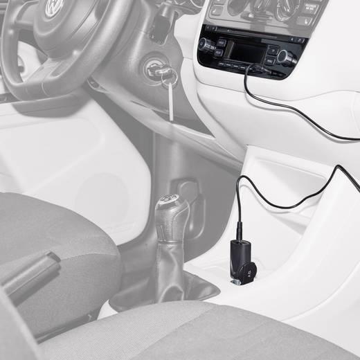 Bluetooth transmitter, szivargyújtós bluetooth zene vevő Renkforce 1381588