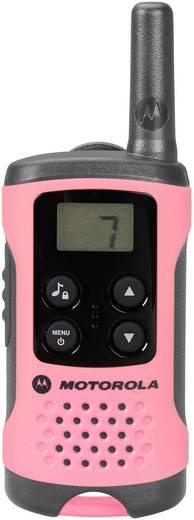 Motorola PMR rádió, rózsaszín, 2 db, LKR T41, P14MAA03A1BN PMR T41