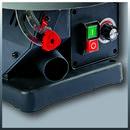 Dekopír fűrész 120 W Einhell TC-SS 405 E Fűrészlap hossza: 127 mm Einhell