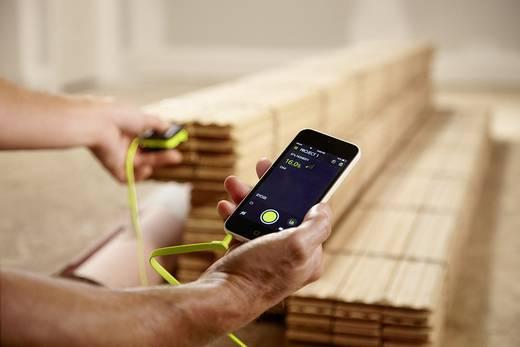 Anyagnedvesség mérő, okostelefon alkalmazással Ryobi Phone Works RPW-3000
