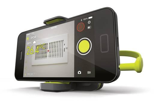 Infra hőmérő okostelefonokhoz, -30...+350°C, Ryobi RPW-2000