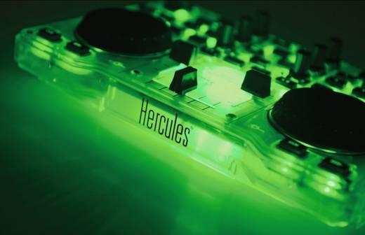 DJ kontroller Hercules DJ Control Glow Green