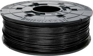 3D nyomtatószál 1,75 mm, ABS, fekete, 600 g, XYZprinting Refill XYZprinting