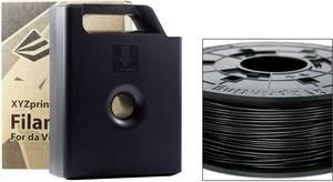 3D nyomtatószál 1,75 mm, ABS, fekete, 600 g, XYZprinting Cartridge XYZprinting