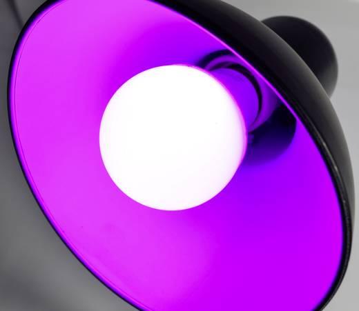 RGB LED izzókészlet 230 V E27 7.5 W = 40 W X4-LIFE 701457