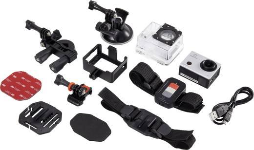 Full HD akciókamera készlet, vízálló, porálló, 5MP, Renkforce AC WR 5002